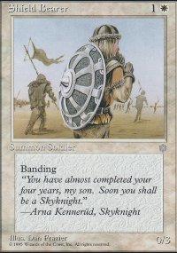 Shield Bearer - Ice Age