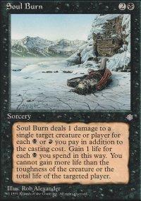 Soul Burn - Ice Age