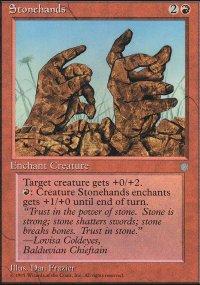 Stonehands - Ice Age