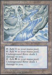 Underground River - Ice Age