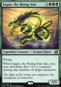 Jugan, the Rising Star - Iconic Masters