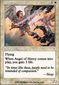 Angel of Mercy - Invasion
