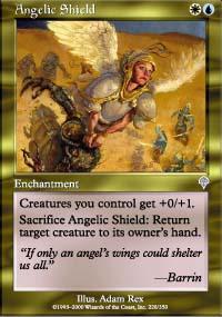 Angelic Shield - Invasion