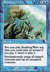 Breaking Wave - Invasion
