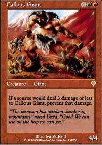 Callous Giant - Invasion