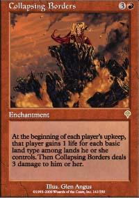 Collapsing Borders - Invasion