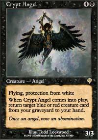 Crypt Angel - Invasion