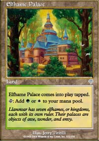 Elfhame Palace - Invasion