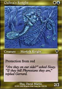 Galina's Knight - Invasion