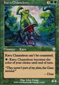 Kavu Chameleon - Invasion