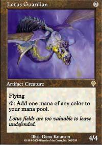 Lotus Guardian - Invasion