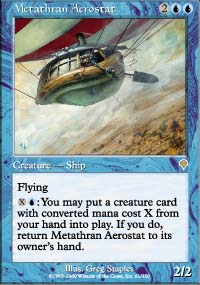Metathran Aerostat - Invasion