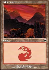 Mountain 3 - Invasion