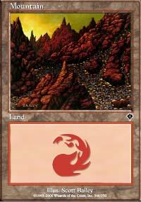 Mountain 4 - Invasion