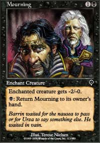 Mourning - Invasion