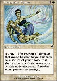Protective Sphere - Invasion