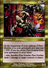 Pyre Zombie - Invasion