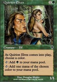 Quirion Elves - Invasion