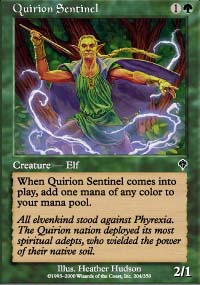 Quirion Sentinel - Invasion