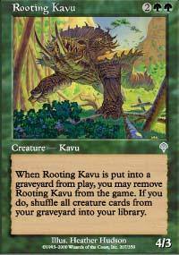 Rooting Kavu - Invasion