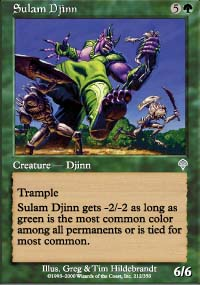 Sulam Djinn - Invasion