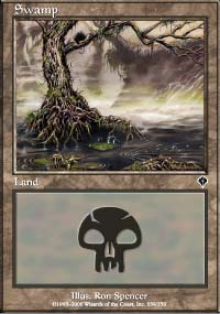 Swamp 1 - Invasion