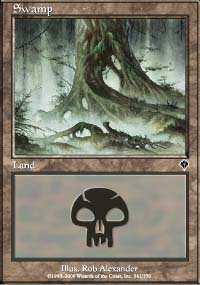 Swamp 3 - Invasion