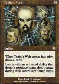 Tsabo's Web - Invasion