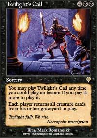 Twilight's Call - Invasion