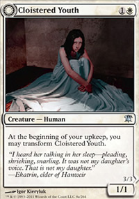 Cloistered Youth - Innistrad
