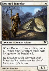 Doomed Traveler - Innistrad