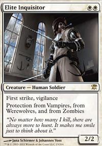 Elite Inquisitor - Innistrad