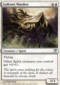 Gallows Warden - Innistrad