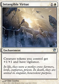Intangible Virtue - Innistrad