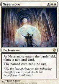 Nevermore - Innistrad