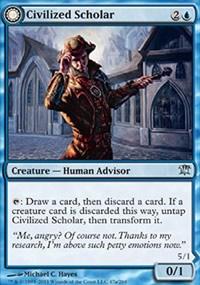 Civilized Scholar - Innistrad