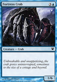 Fortress Crab - Innistrad