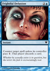 Frightful Delusion - Innistrad