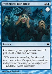 Hysterical Blindness - Innistrad