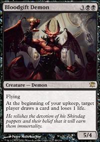 Bloodgift Demon - Innistrad