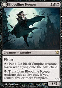 Bloodline Keeper - Innistrad