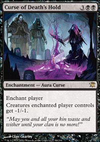 Curse of Death's Hold - Innistrad