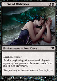 Curse of Oblivion - Innistrad