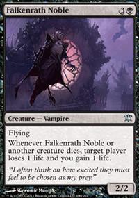 Falkenrath Noble - Innistrad