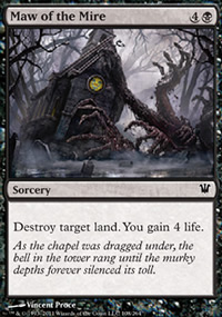 Maw of the Mire - Innistrad