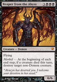 Reaper from the Abyss - Innistrad