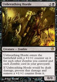 Unbreathing Horde - Innistrad