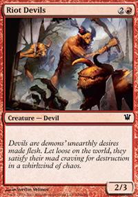 Riot Devils - Innistrad