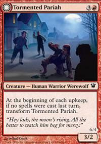Tormented Pariah - Innistrad