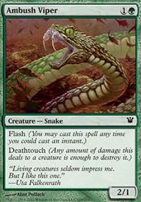 Ambush Viper - Innistrad